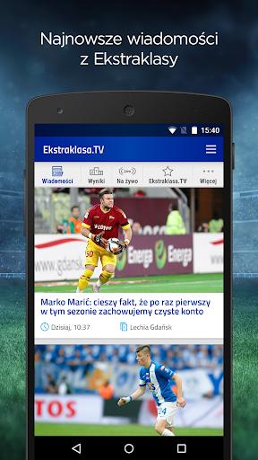 Ekstraklasa.TV 1.8 screenshots 1