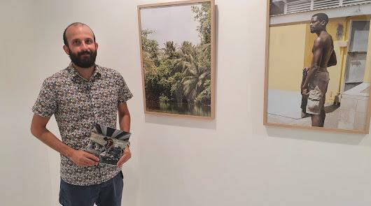 'El equilibrio que viene', la muestra fotográfica del almeriense Pablo Vara
