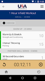 USA Baseball Mobile Coach- screenshot thumbnail
