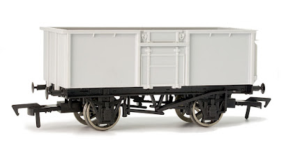 Photo: A008 16 Ton Steel Mineral Wagon