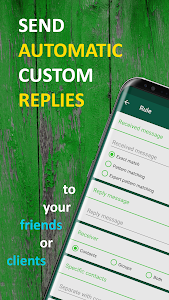 AutoResponder for WA - Auto Reply Bot 1 1 4 (Pro) APK for Android