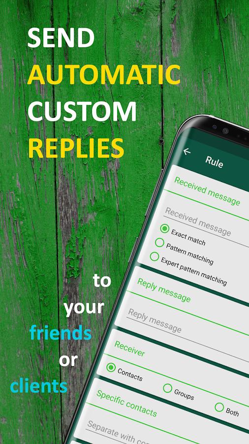 AutoResponder for WhatsApp™ v 0.6.6 Mod Apk (Pro)
