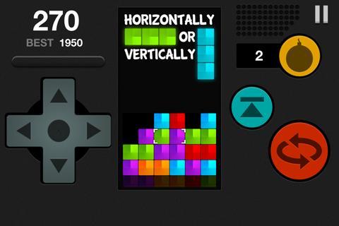 Block Attack - Free Matching Puzzle Game screenshot 2