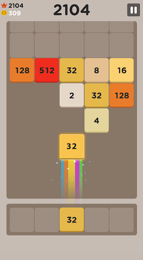 Number Bubble Shooter: 2048 Shoot n Merge 1.0.18 de.gamequotes.net 3