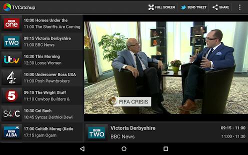 TVCatchup- screenshot thumbnail