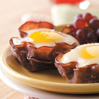 Eggs in Muffin Cups Recipe