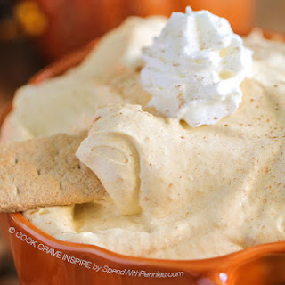 Fluffy Pumpkin Pie Dip