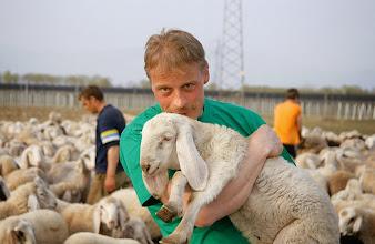 Photo: Donatello e l'agnello