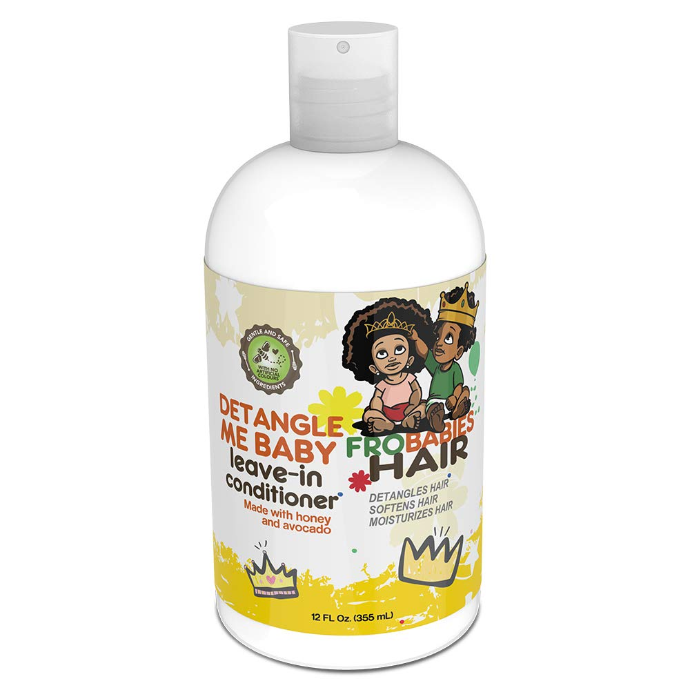 Frobabies Hair Detangle Me Baby Leave-In Conditioner