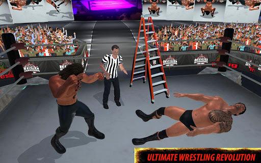 World Wrestling Revolution Stars: 2017 Real Fights 1.0.2 9