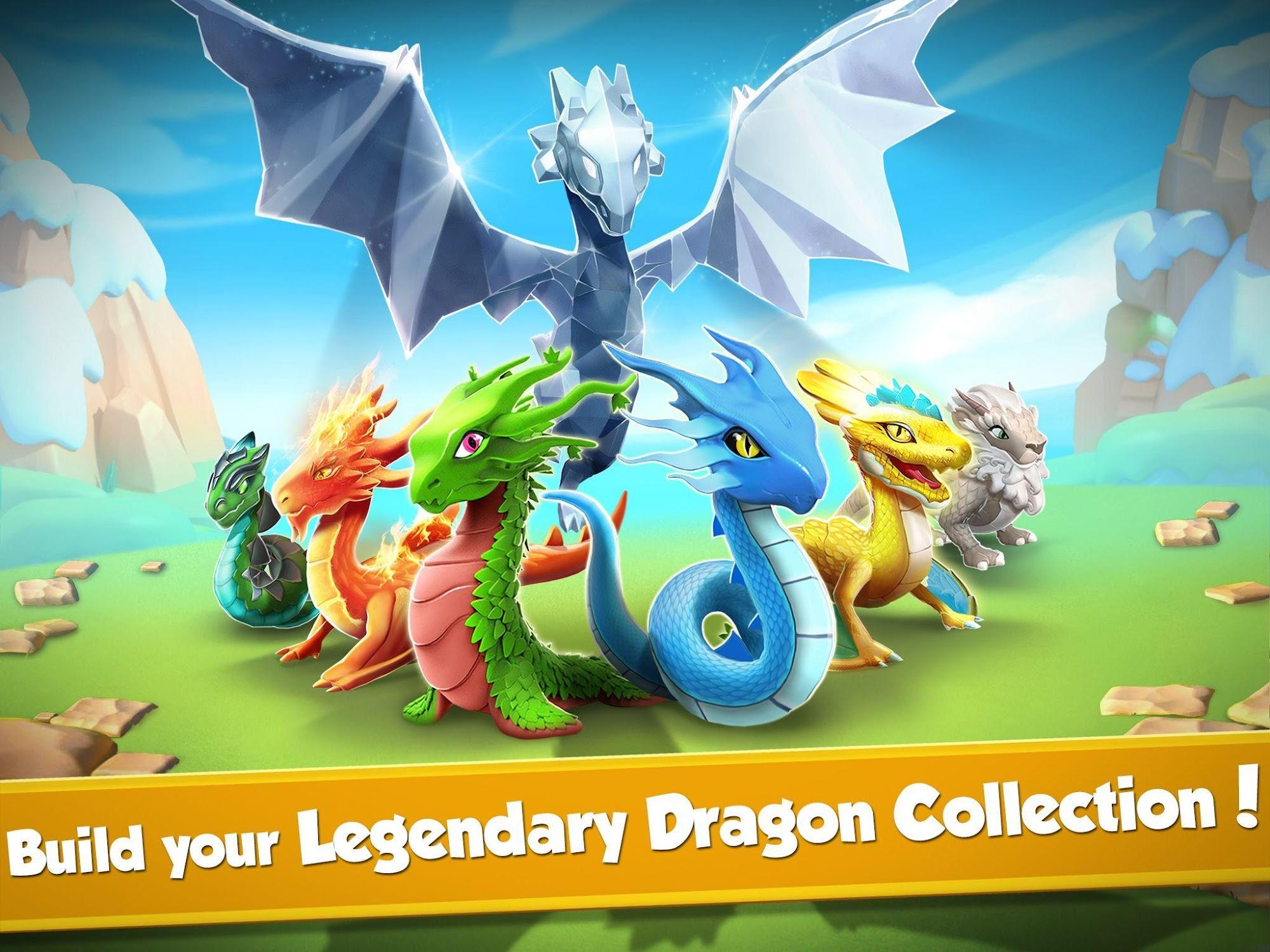 Dragon Mania Legends screenshot #1