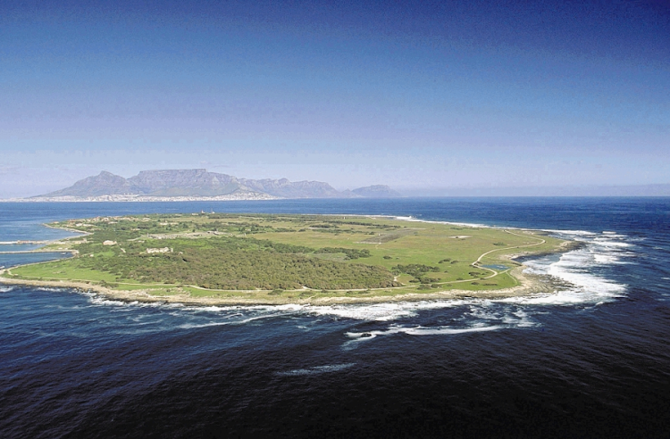 Robben Island. Picture: FINANCIAL MAIL