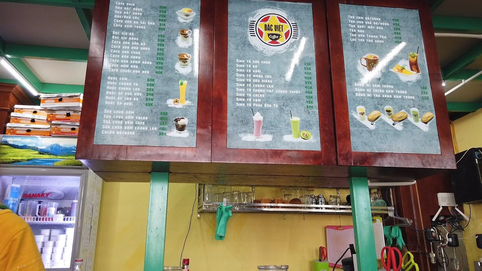 Cà phê view đẹp Bắc Việt phố đi bộ Tam Bạc ở Hải Phòng 6