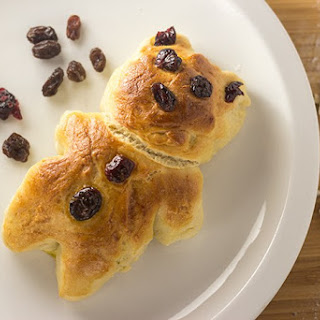 Weckmänner (Stutenkerle) – Sweet Yeast Dough Buns