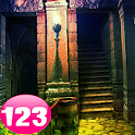 Escape From Old House Game 123 icon