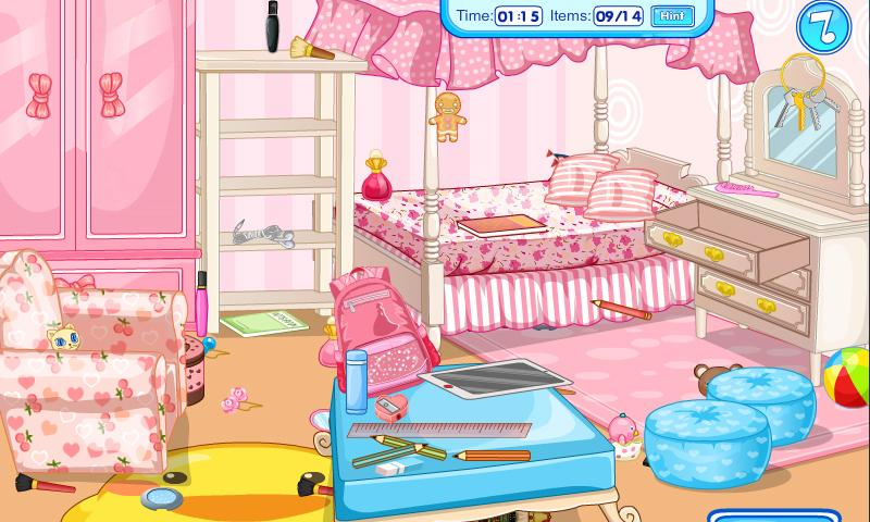 Adorable Baby Room Cleaning- screenshot
