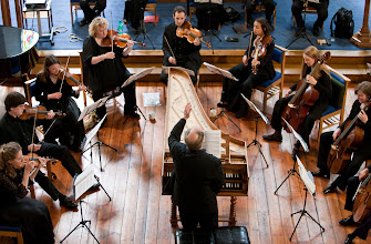 Photo: Orchestra of the Dunedin Consort (c) David Barbour