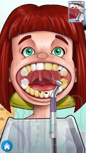 Dentist games for kids