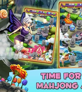 Mahjong Magic Lands: Fairy King's Quest 8