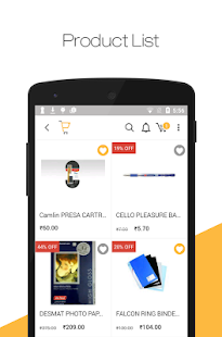 Stationery Online - PaperKart screenshot