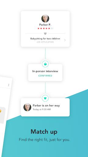 Care.com: Babysitters, Nannies & Senior Caregivers screenshot