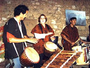 Photo: Dembolo La Guipaudié, 2006