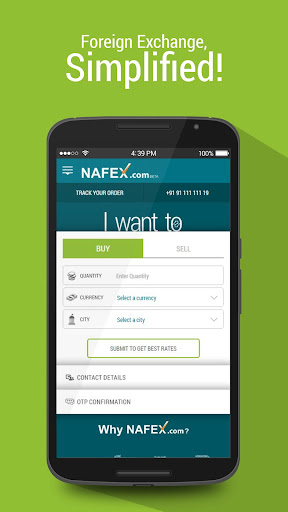 Nafex - Foreign Exchange