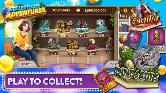 Slots: Heart of Vegas MOD Apk 4.20.48 (Unlimited Coins) 4