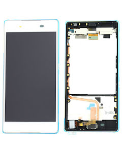 Xperia Z3 Plus Display Complete Original White