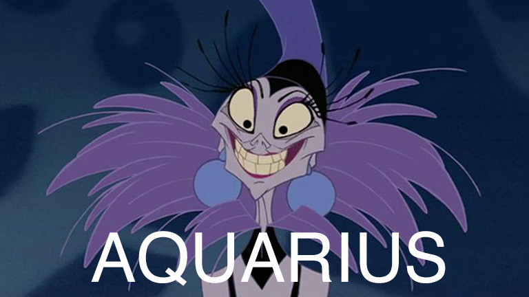 Which Disney Villain Are You Based On Your Zodiac Sign