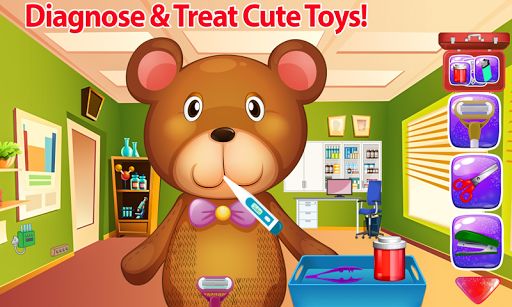 Pretend My Toys Doctor: Little Hospital Surprise 1.0 1