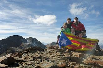 Photo: P/C al pic del Montcalm (3.077m)