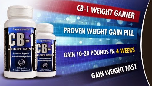 The last probable reason why your weight gain efforts have not produced the results you expect is your reluctance to lift weights. No matter how long you are going to use CB-1 pills, you won't bulk up if you don't lift weights regularly. Lifting weights can help you put .