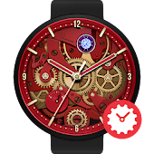 Hero watchface by DesignerKang