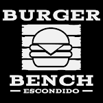 Logo of Rouleur + Burger Bench Hit Me With Your Bench Hops