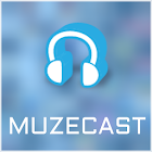 Muzecast Free Music Streamer icon