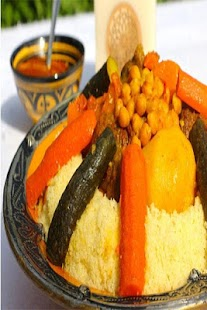 MOROCCAN TRADITIONAL FOOD - náhled