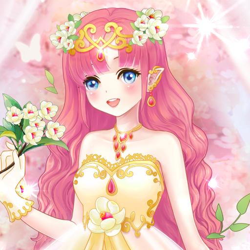 Vườn & ăn Mặc - Hoa Công Chúa Fairytale