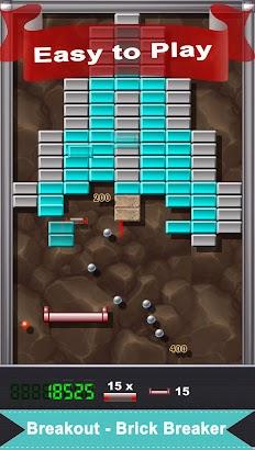 Block Brick Breaker Classic screenshot