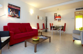 SPA Aqquaria Apartments <br /> Salou