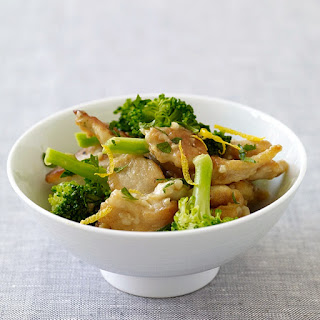 Lemon Chicken with Broccoli Recipe
