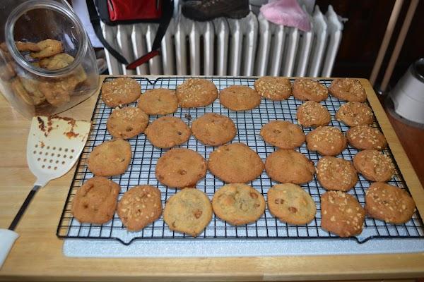 Carmel Apple Cookies Recipe