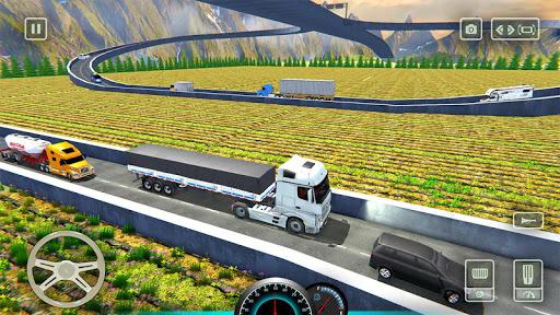 American truck driver simulator: USA Euro Truck 1.0 screenshots 12