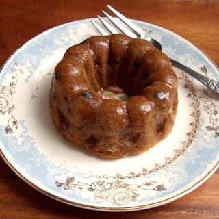 Banana Coffee Cake in a Mug.
