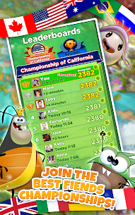 Best Fiends Mod Apk 8.9.5 (Unlimited Money + Infinite Gold) 4