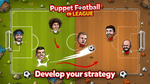Puppet Soccer 2019: Football Manager - screenshot