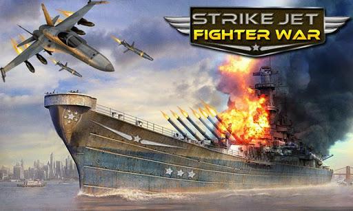 罷工噴氣式戰鬥機戰爭