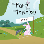 Hare & Tortoise Story for Kids