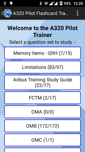 Download Airbus A320 Pilot Flashcard Trainer on PC & Mac