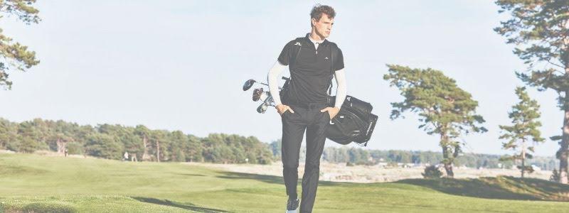 Golftröja herr